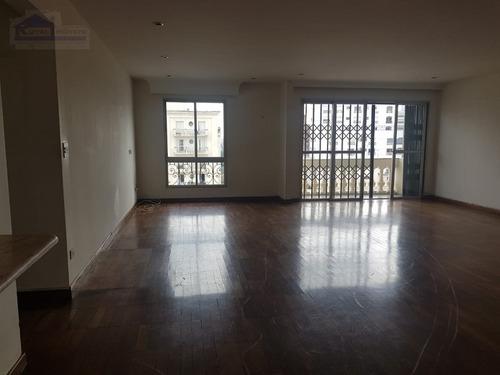 Imagem 1 de 13 de Apartamento Para Venda, 3 Dormitórios, Jardim Paulista - São Paulo - 8233