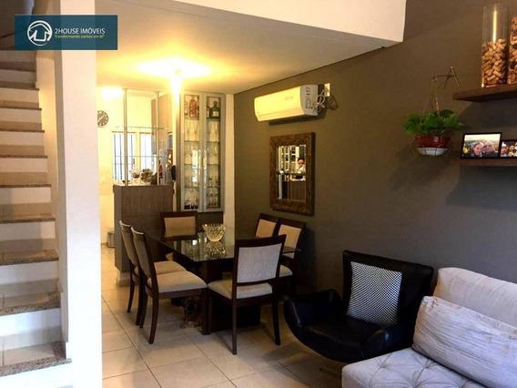 Casa Com 2 Dormitórios À Venda, 74 M² Por R$ 400.000,00 - Vila Alati - Jundiaí/sp - Ca3159