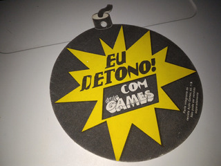 Revista Ação Games 112. Mouse Pad