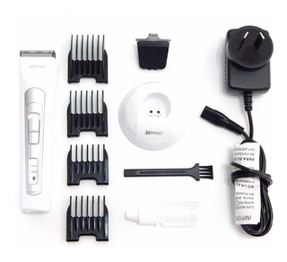Wpro White Precision Trimmer Recargable Corte Barba Patillas