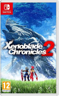 Xenoblade Chronicles 2 Para Switch Físico Envío Gratis!