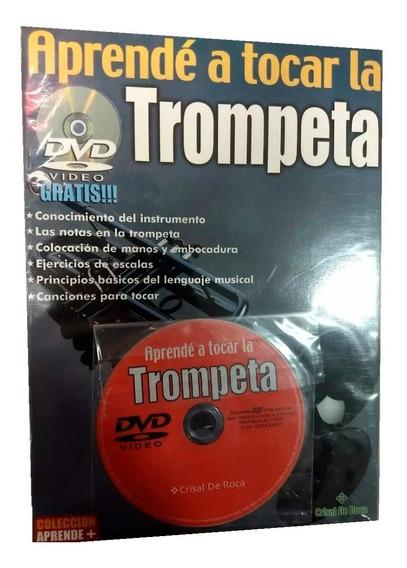 Metodo Aprendizaje Libro Aprender A Tocar Trompeta Dvd