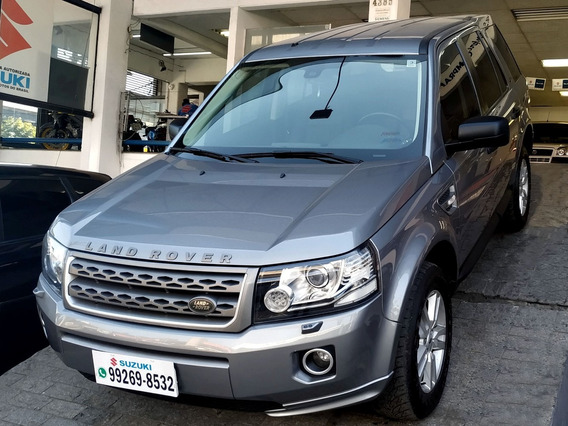 Land Rover Freelander 2 2.0 S Si4 16v Turbo 4p Aut 2013