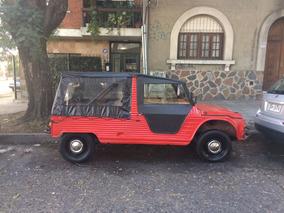 Citroën Méhari De 1971 Impecable