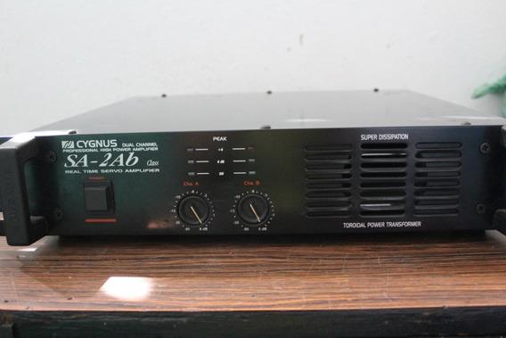 Amplificador Cygnus Sa-2ab