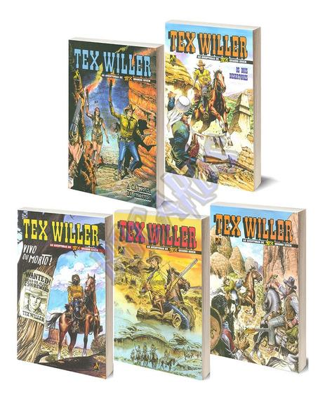 Tex Willer As Aventuras De Tex Quando Jovem