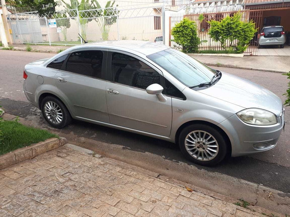 Fiat Linea 1.9 16v Absolute Flex Dualogic 4p 2009