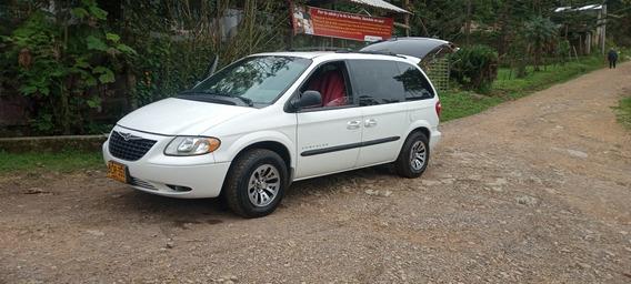 Chrysler Voyager 2001 3.3 Lx