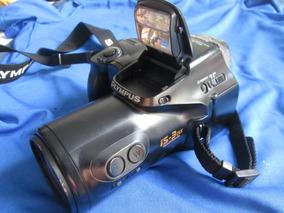 Maquina Analógica Olympus Is-3 Dlx Qd 35mm