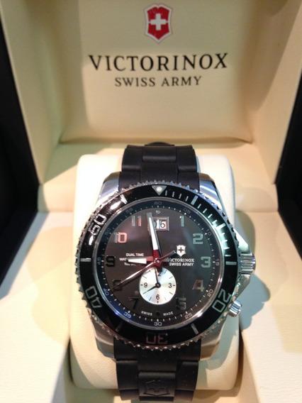 Relógio Victorinox Maverick Gs Dual 241440