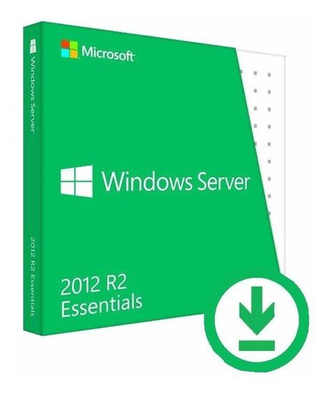 Licença Windows Server 2012 R2 Essentials + Nf