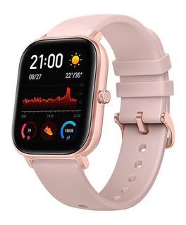 Smartwatch Amazfit Gts Relógio Inteligente Global Lacrado