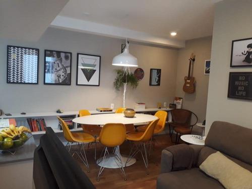 Imagem 1 de 15 de Apartamento Com 02 Dormitórios E 60 M² A Venda No Vila Guarani(zona Sul), São Paulo | Sp. - Ap3071v