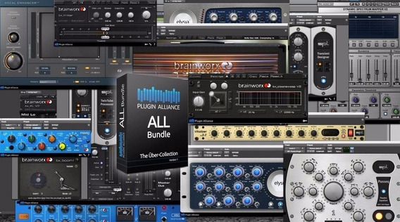 Full Pack Alliance & Brainworx Vst Bundle Mac Os