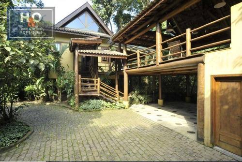 Imagem 1 de 22 de Casa Com 3 Dormitórios 3 Suítes À Venda, 514 M²- Camburi - São Sebastião/sp - Ca0385