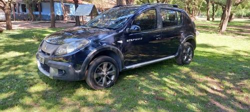 Renault Sandero Stpway 2013 1.6 Priv Nav Perm/finan Con Dni