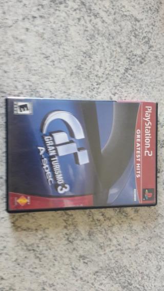 Jogo Original Play2/ps2 Gran Turismo 3 Corrida