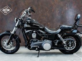 Harley Davidson Fxdc Dyna Street Bob Fxdc