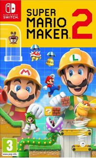 Super Mario Maker 2 - Nintendo Switch Yá En Stock Env Gratis