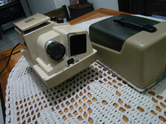 Projetor Slides Revere P 503 , Made In Usa , Ler Descrição