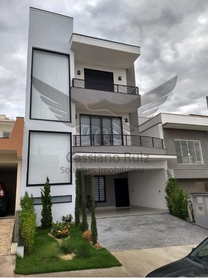 Casa No Condomínio Villagio Milano - Piscina - 03 Dormitórios - 01 Suíte - Sala 2 Ambientes - Cozinha Com Armários - Condomínio Com Lazer Completo - 1000231 - 67853955