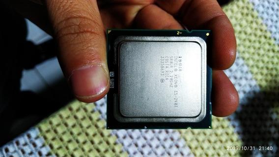 Processador Intel® Xeon® E5-2407Cache De 10 M, 2,20 Ghz