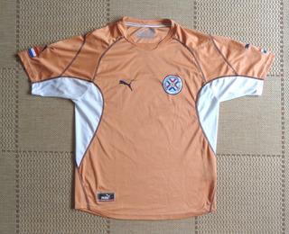 Camisa Original Paraguai 2002/2003 Away