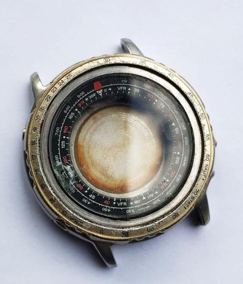 Caixa Do Relógio De Pulso Citizen C080
