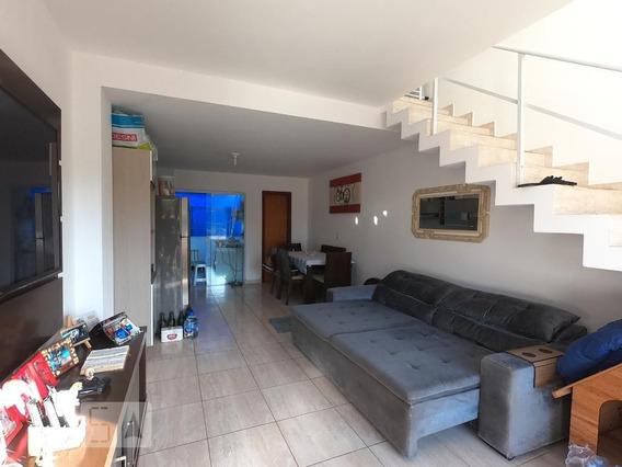Casa Mobiliada Com 2 Dormitórios E 1 Garagem - Id: 892921847 - 221847