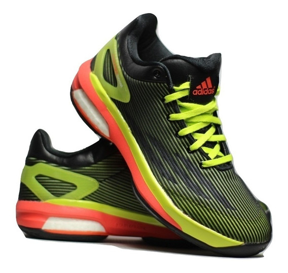 Tenis adidas Crazy Light Boost Low Basquete