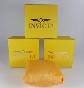 Kit Com 10 Caixinhas Invicta Para Relógios