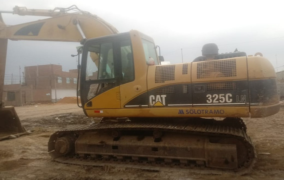 Vendo Excavadora Cat 325 Cl