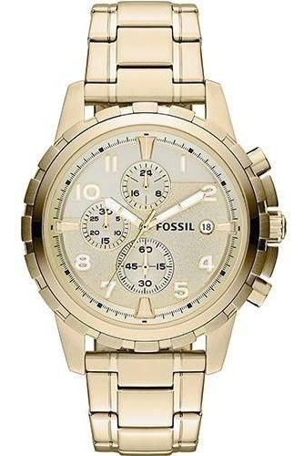 Relógio Masculino Fossil Analógico Casual Fs4867/4xn