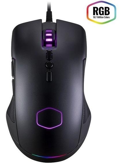Mouse Gamer Cooler Master Cm310 Pixart A3325 10000 Dpi Rgb
