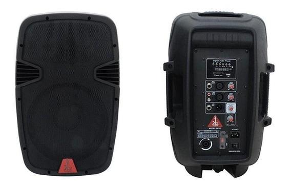 Caixa Amplificadora De Som K2 Áudio Ativa 10 240w