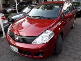 Nissan Tiida 1.6 Advance Sedan Mt