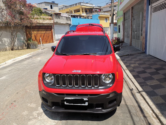 Jeep Renegade Limited 1.8 Automatico Completo 2016