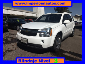 Chevrolet Equinox Blindada Nivel 3
