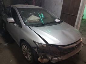 Honda Civic 1.8 Lxs Mt 2014 Dado De Baja Defitiva Andando
