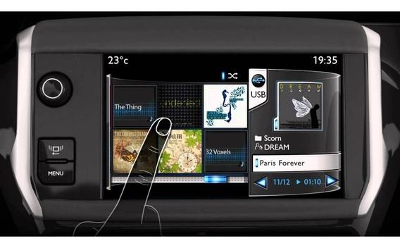 Atualização Gps Peugeot Mapa + Alerta De Radares Deste Mês