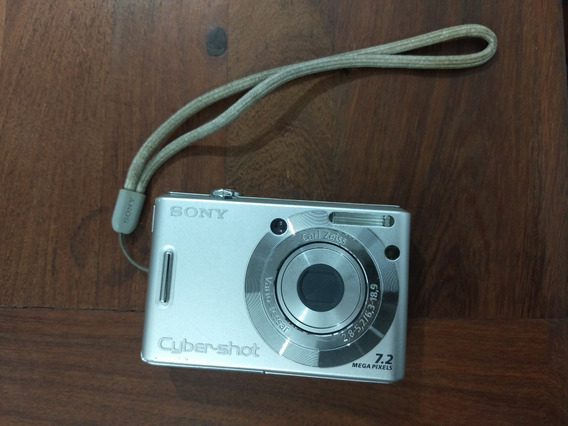 Camara Digital Sony Dsc-w35 - 7.2mpx