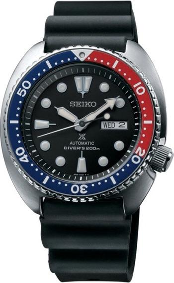 Relógio Seiko Srp779 Prospex Turtle Diver Automatico Pepsi