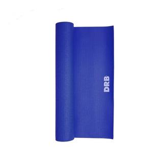 Colchoneta Mat Yoga Drb® 4mm 2.0 Azul