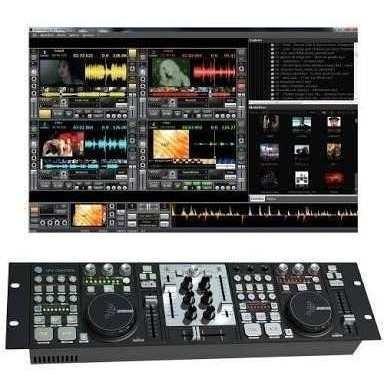 Controladora Vfx Control Mixvibes - Pacote Completo !