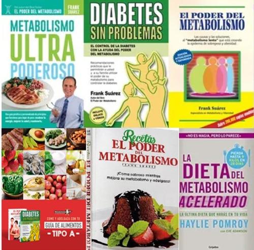 El Poder Del Metabolismo Seis Libros