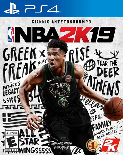 Nba 2k19 - Playstation 4 Playstation 4 Fisico