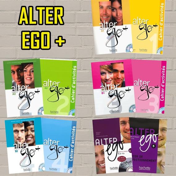 Alter Ego Francês (pdf+mp3)