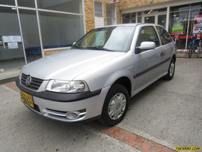 Volkswagen Gol Plus Mt 1000cc