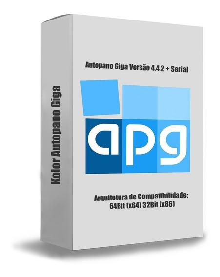 Autopano Giga 64bits Pro