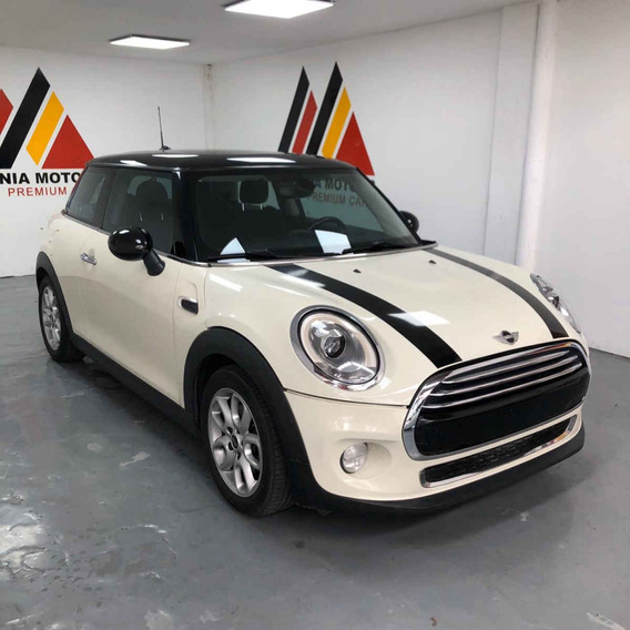 Mini Cooper 2016 3p Chili L3/1.5/t Aut